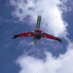 Danielle Scott Aerial Skier