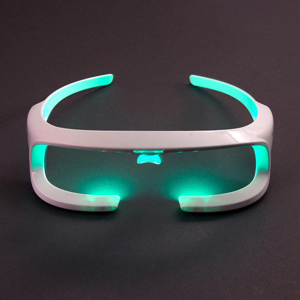 re timer light therapy glasses sleep better